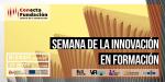Webinars de la Fundación Laboral en la Semana de la Innovación en Formación
