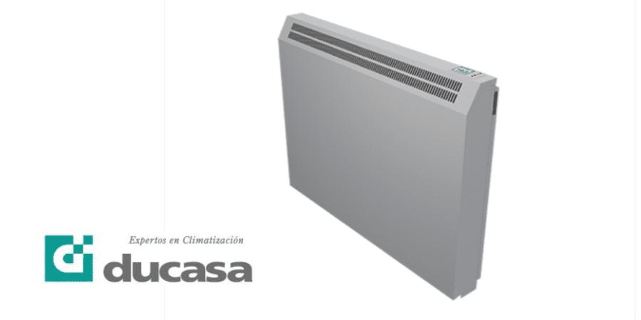Nuevos acumuladores de calor estáticos Ducasa i-800 con control inteligente