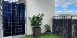 instalar autoconsumo fotovoltaico en el balcon