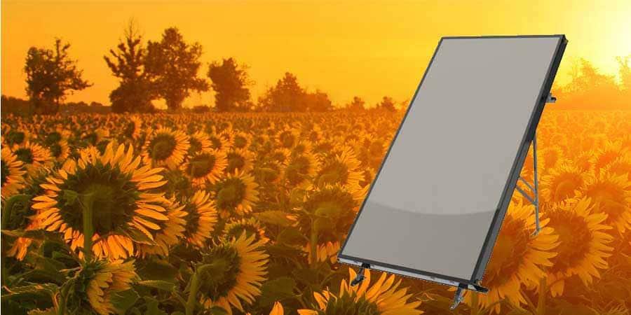 Captador solar Rothsol 207 de alto rendimiento: Reduce tus costes energéticos