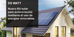 kit solar para autoconsumo domusa