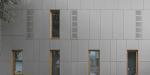 Paneles de fibrocemento Equitone [linea]: diseño y sostenibilidad