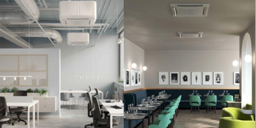 Purificador de aire SKYSAFE TECNA SABIANA: alta eficiencia y múltiples ventajas