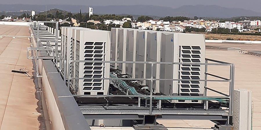 Sistemas VRF: la climatización más eficiente para instalaciones comerciales
