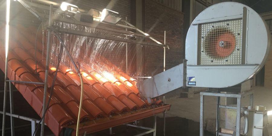 Los tejados de tejas son capaces de soportar las condiciones meteorológicas más adversas