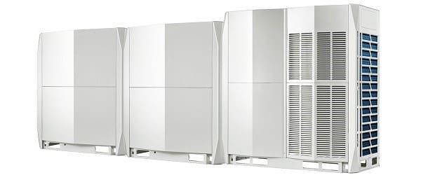 unidades exteriores sistemas vrf