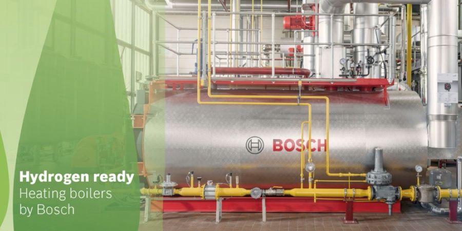 Bosch Thermotechnology ExpertTalk sobre el hidrógeno en calefacción y agua caliente