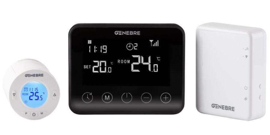 Climatización GE-SMART de Genebre: máximo confort sin derroche energético
