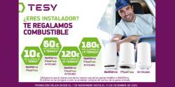 promocion instaladores termos electricos-tesy-promocion