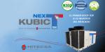 KUBIC NEXT, el primer Roof Top Inverter R-32 del mercado de HITECSA