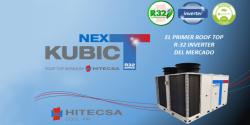 Kubic roof top inverter r32