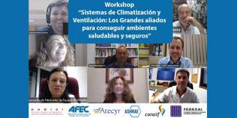 workshop sistemas de climatizacion afec