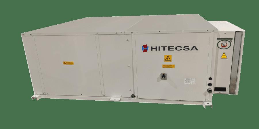 climatizacion por conductos de aire hitecsa