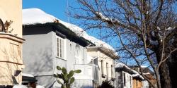 estado impermeabilizacion tejado con nieve