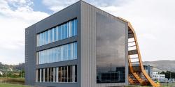 greenspace edificio de oficinas net zero