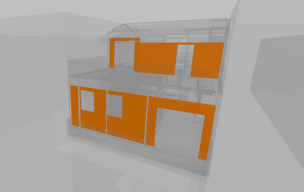 mejora aislamiento rehabilitacion energetica vivienda duplex