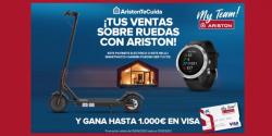 promocion especial calefaccion ariston