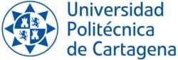 universidad politecnica cartagena logo