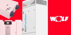 Airpurifier reducir concentracion de aerosoles