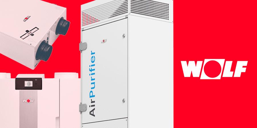 WOLF demuestra cómo los purificadores de aire reducen la concentración de aerosoles en las aulas