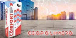 adhesivo cementoso geopolímero beyem comfort