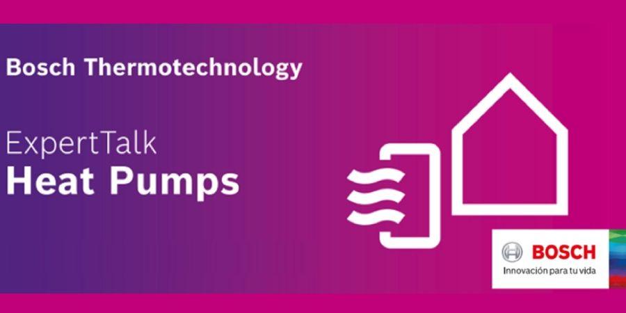 Las bombas de calor en Europa centran el tercer Bosch Thermotechnology ExpertTalk