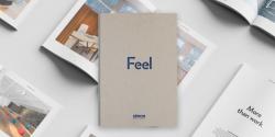 nuevo book feel de simon