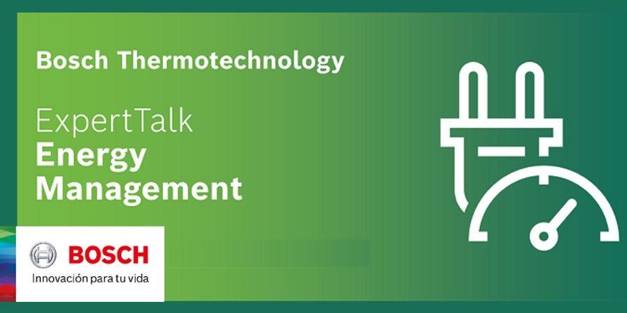 Los sistemas de gestión de la energía centran el último encuentro de Expert Talk de Bosch