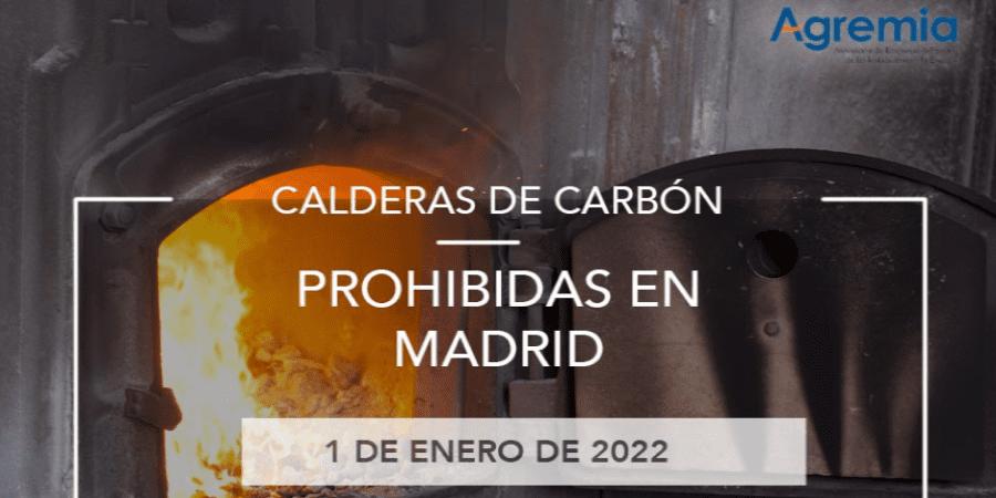 Las comunidades de propietarios que no sustituyan su caldera de carbón antes de 2022 pueden enfrentarse a cuantiosas multas