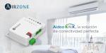 Aidoo KNX de Airzone para integrar equipos inverter/VRF: máximo confort, flexibilidad y eficiencia