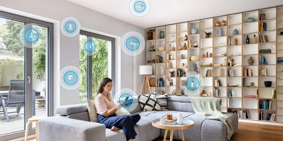 Bosch Smart Home: una amplia gama de productos para un hogar inteligente y seguro