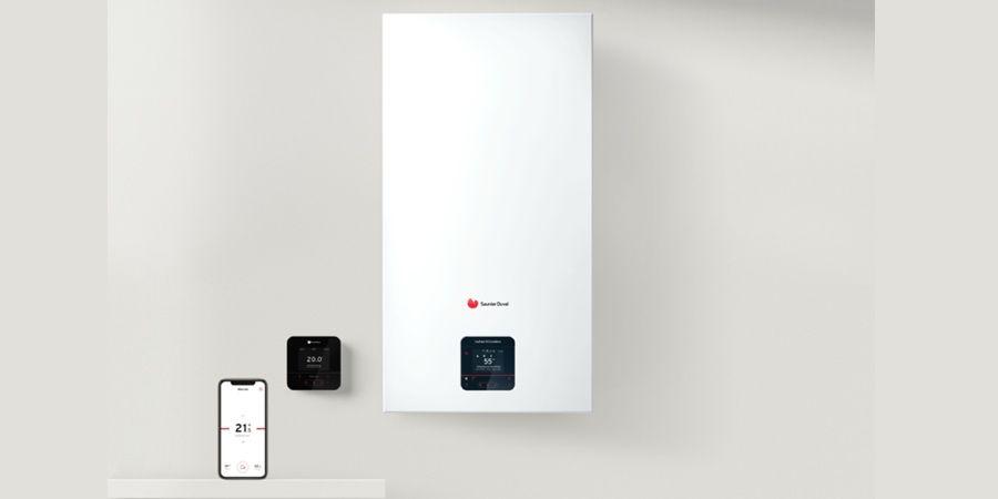 Nueva generación de calderas inteligentes Saunier Duval: conectadas y más eficientes