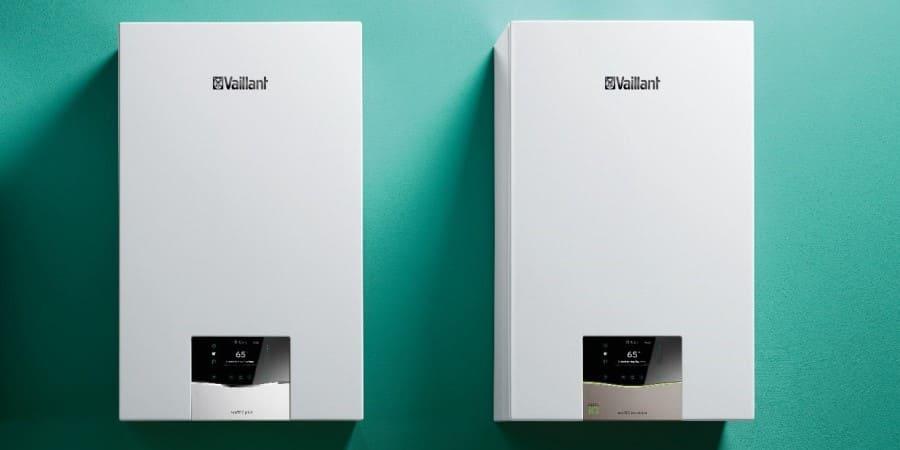 Nueva generación de calderas SMART de Vaillant