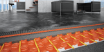 Calefacción por suelo radiante para cerámica y piedra natural BEKOTEC-THERM y DITRA-HEAT-E