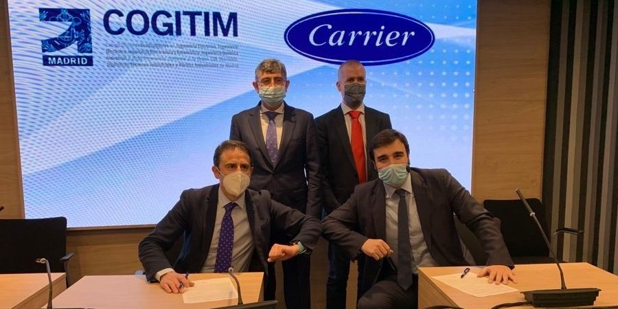 colaboracion carrier cogitim