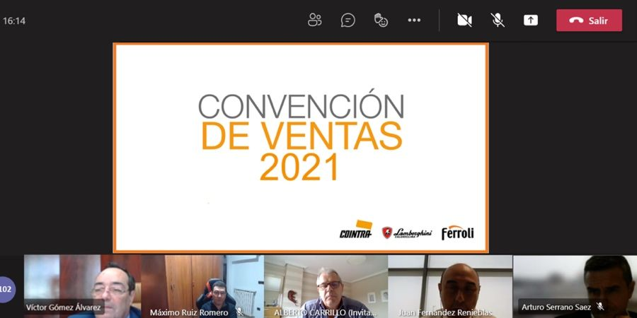 ferroli convencion ventas 2021