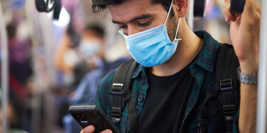 Efiner realiza un estudio sobre calidad del aire que demuestra que desplazarse en los autobuses de Dbus es seguro