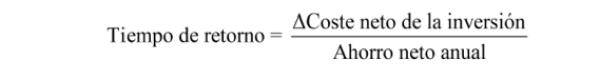 formula amortizacion aerotermia