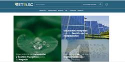 nueva web retelec system