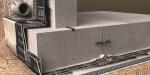 Ventajas de las láminas asfálticas como barreras de protección frente al gas radón