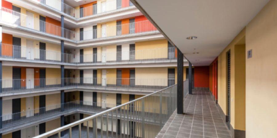 Sistema Aquarea de Panasonic para un edificio de 84 viviendas en Cornellà de Llobregat