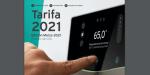 Nueva tarifa de precios Vaillant 2021 con nuevo capítulo de soluciones de conectividad