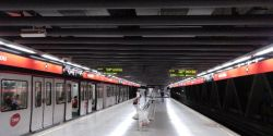 ventilacion inteligente metro de Barcelona