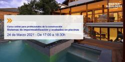 webinar impermeabilizaciones acabados piscinas