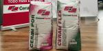 Dos nuevos adhesivos cementosos Ceramhome con la colaboración de Rodacal Beyem