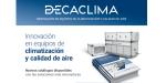 Nuevo catálogo DECACLIMA con novedosos equipos de climatización y purificación de aire