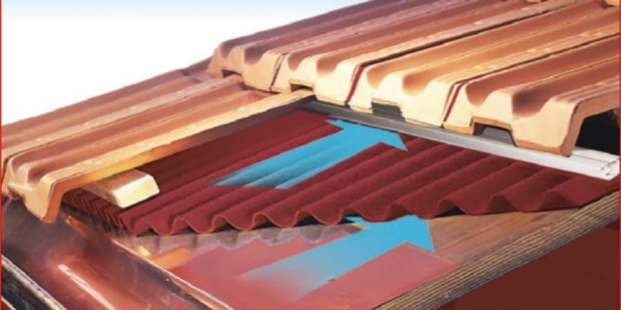 humedad y condensacion en cubiertas inclinadas
