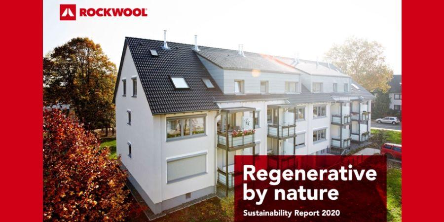 informe sostenibilidad 2020 rockwool