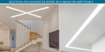 Luminarias empotrables Troya de LightED: modernas, versátiles y sostenibles