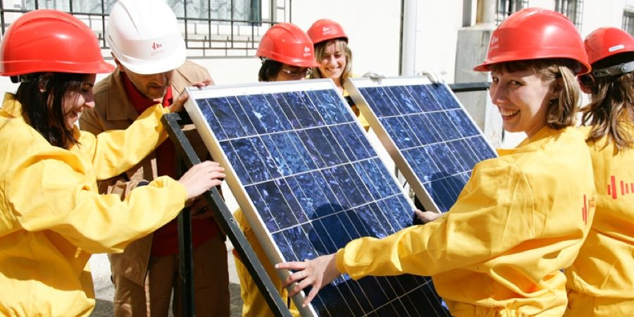 El sector de la construcción, optimista ante el Programa de Rehabilitación y Regeneración Urbana